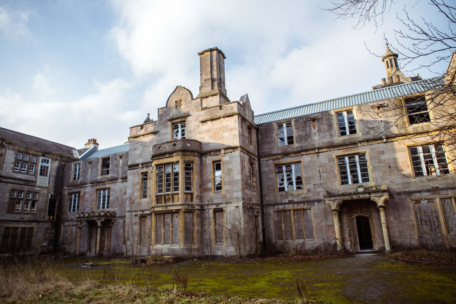 The 15 Most Intense Abandoned Asylums In The World